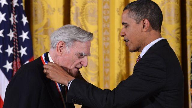 Goodenough y Barack Obama
