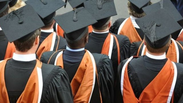 White pupils 'least likely to go to university'