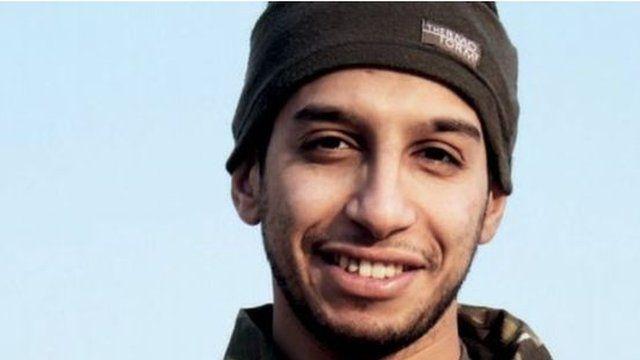 Photo of Abdelhamid Abaaoud, date taken unclear.