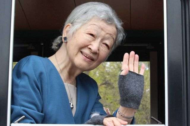 Imperatriz Michiko