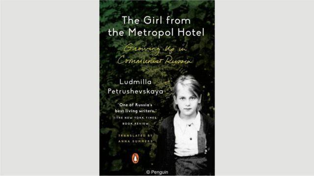 "Lüdmila Petruşevskaya,""Metropol otelindəki qız"" (The Girl from the Metropol Hotel)"
