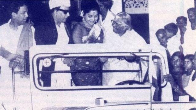 एमजीआर-जयललिता