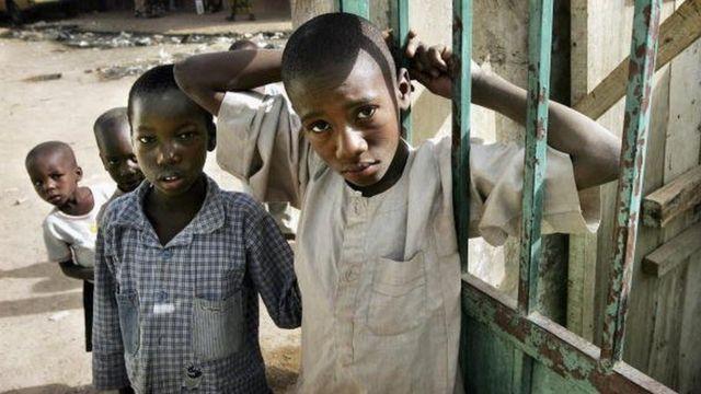 Kananan yara a Nijeriya