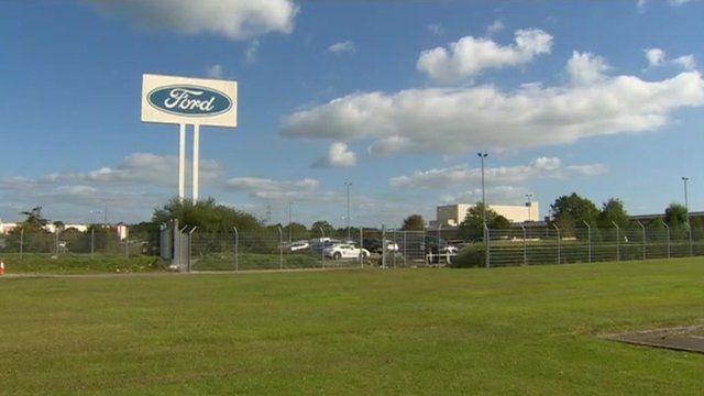 Ford's Bridgend plant