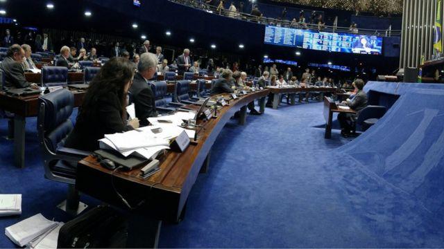 Senado iniciou julgamento de Dilma na semana passada, em última etapa do processo de impeachment