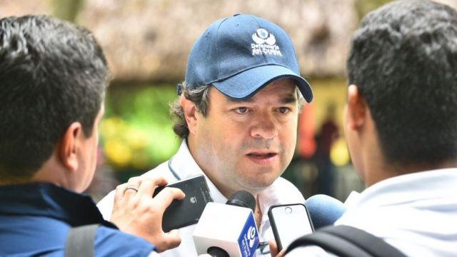 Carlos Alfonso Negret Mosquera