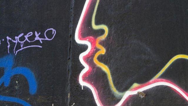 Grafitti con perfiles