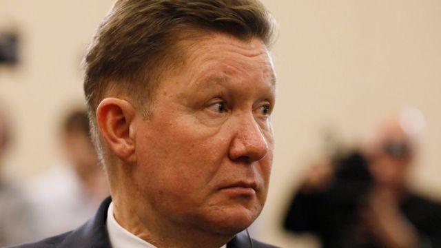 Олексій Міллер (4 декабря 2019)
