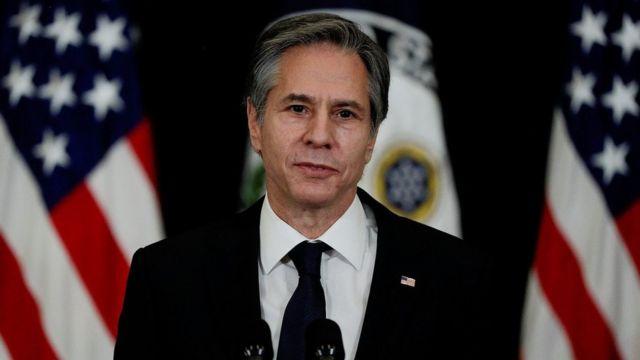 وزير الخارجية الأمريكي أنتوني بلينكن (صورة ارشيفية)