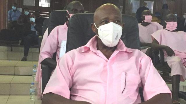 Paul Rusesabagina mu rukiko tariki 17 z'ukwa kabiri 2021