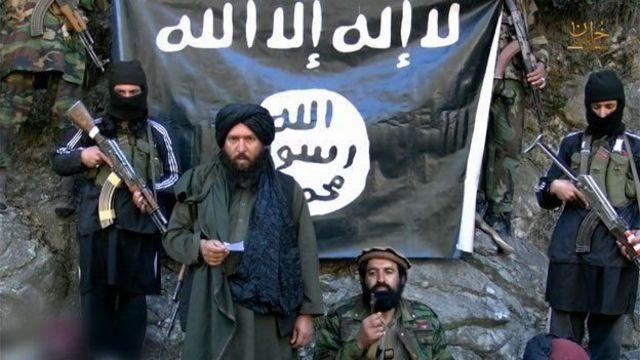 داعش وسله وال