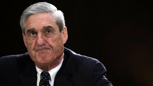 2016年米大統領選のロシア疑惑を捜査するロバート・ムラー特別検察官(2013年、上院司法委員会)