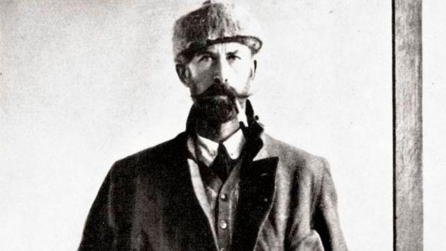 Percy Fawcett.