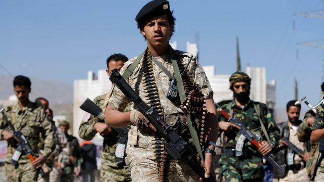 Houthi, Yaman