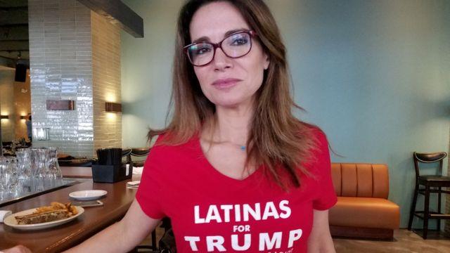 Iliana García es una de las fundadoras de Latinas por Trump.