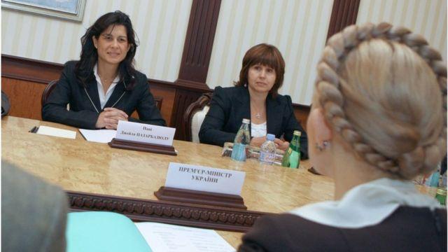 Тимошенко и Пазарбазиолу