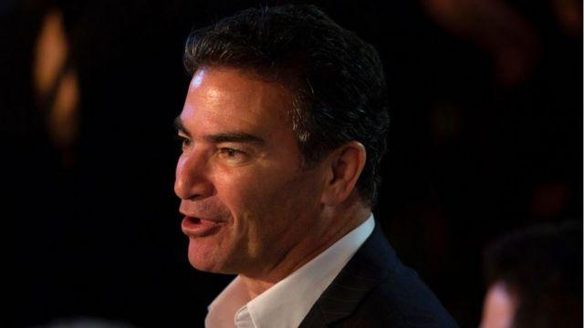 Yossi Cohen en 2017