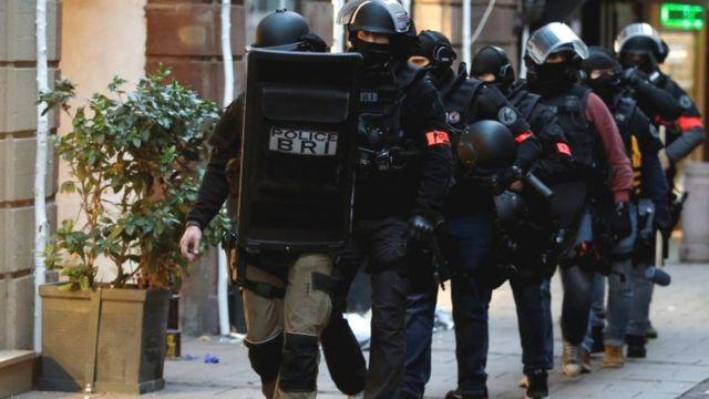 В Страсбурге на поиски Шерифа Шекатта были брошены сотни полицейских
