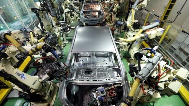 दक्षिण कोरिया कारखाना