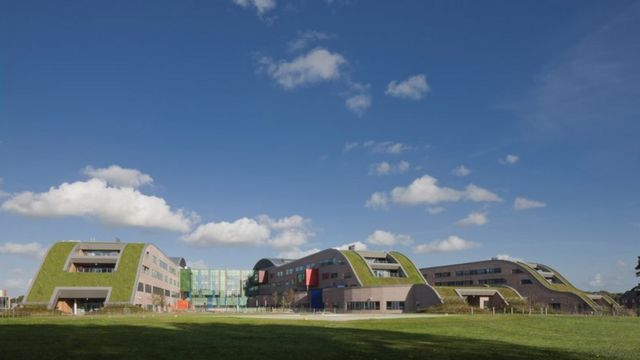 Hospital Infantil Alder Hey, Liverpool