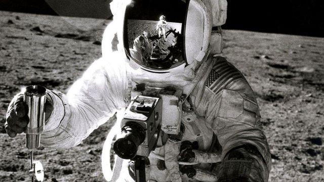 На Луне