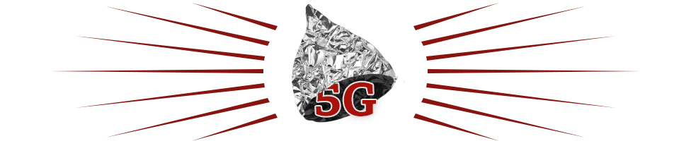 Картинка о боязни 5G