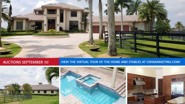Imágenes de una de las propiedades de Andrade.