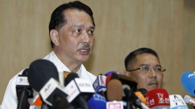 马来西亚卫生部长诺希山