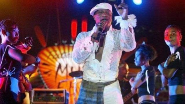 Koffi Olomide suppose hold two shows for Zambia dis month