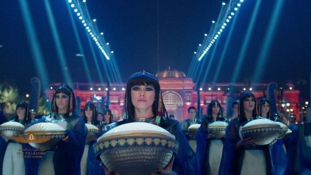 ファラオのミイラがパレード、新博物館へ移動 エジプト - BBCニュース