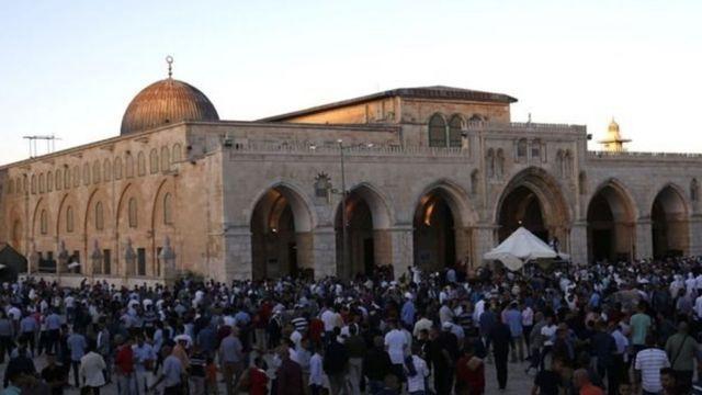 আল-আকসা মসজিদ