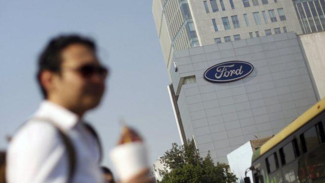 Fábrica de Ford en México
