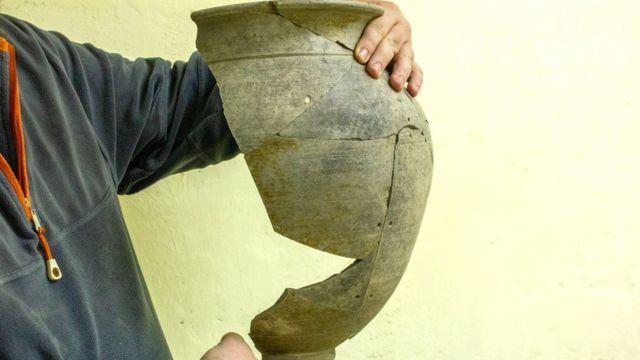 Черняхівський глиняний виріб