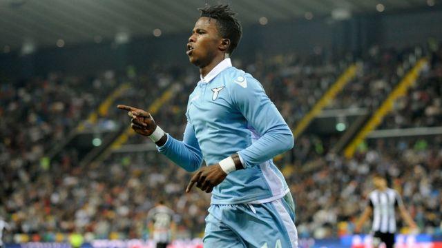 La Lazio s'impose grâce au Sénégalais Baldé Diao Keita