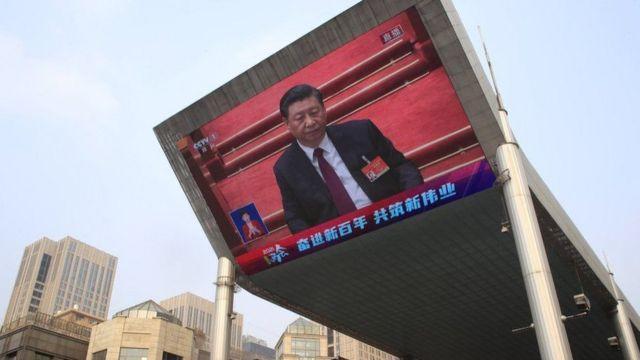 中國國家主席習近平自10年前上台以來一直在收緊對社會的控制。