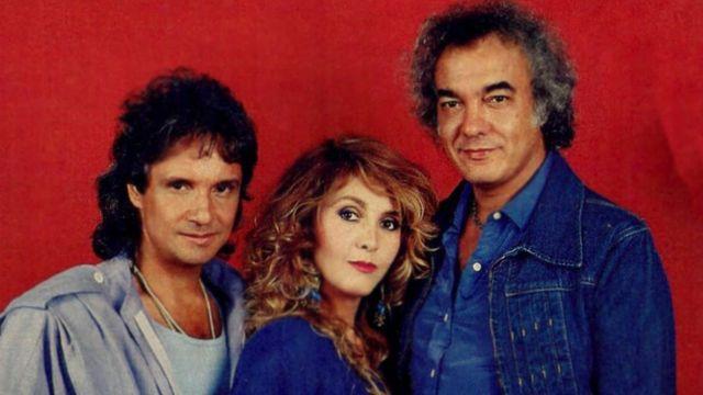 Roberto Carlos, Wanderlea e Erasmo Carlos
