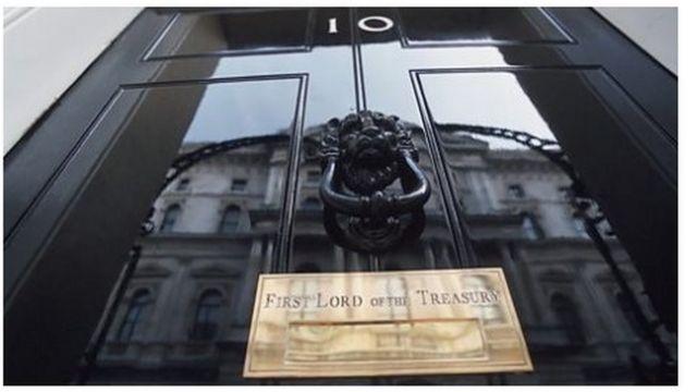مقر رئيس الوزراء 10 داوننينغ ستريت