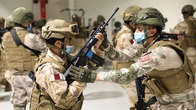 Türkiye'den Özel Kuvvetler, Katar askerine eğitim veriyor