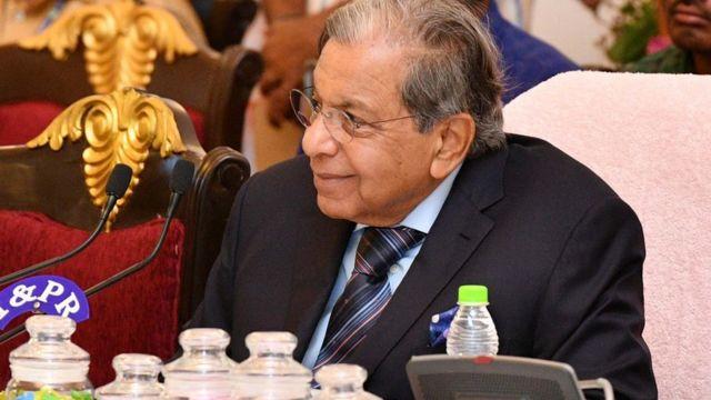 పదిహేనో ఆర్థిక సంఘం చైర్మన్ నందకిశోర్ సింగ్