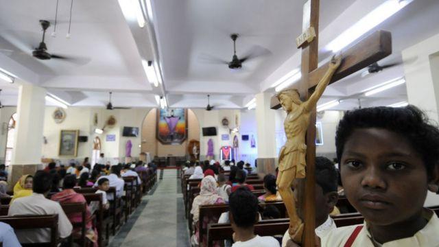 ખ્રિસ્તી ધર્માનુયાયી