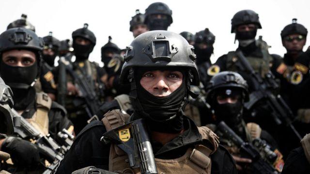 قوات مكافحة الإرهاب العراقية (2016)