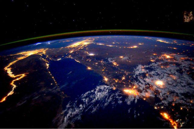 Astronaut Capt Scott Kelly's year in space