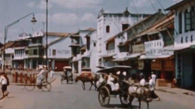 Cuplikan video Jakarta 1941.