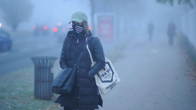 Diferentes estudios han vinculado la contaminación del aire a problemas respiratorios y cardíacos.