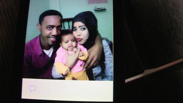 زوجة معاز وابنته كلاهما غرق في الحادث
