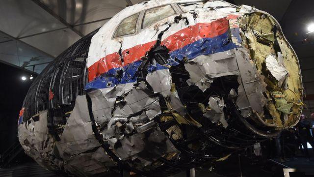 """Міжнародна слідча група у Нідерландах раніше дійшла висновку, що """"Боїнг"""" збили із пускової установки """"Бук"""" російського виробництва"""