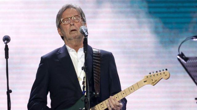 Eric Clapton, 03 Mart 2020'de The O2 Arena'da Music For Marsden 2020'ye katılıyor