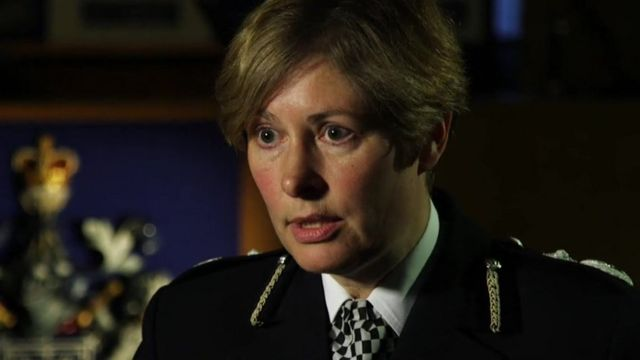 Deputy Assistant Commissioner Helen Ball