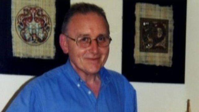 Denis Donaldson was shot dead in April 2006