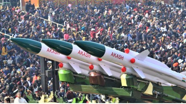 Hệ thống tên lửa Akash